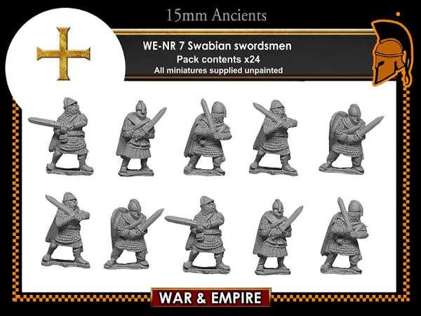 Norman - Swabian Swordsmen