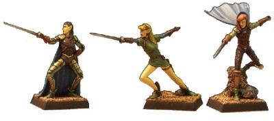Elfen Degenkämpfer (3)