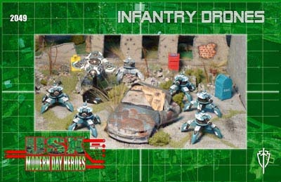 Infantry Drones Unit Box