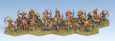 Wood Elf Archers (32)