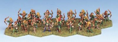 Wood Elf Archers (32)