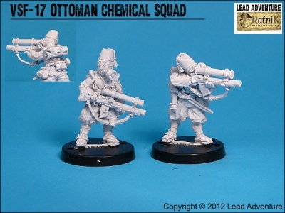 Ottoman Chemical Squad (2)