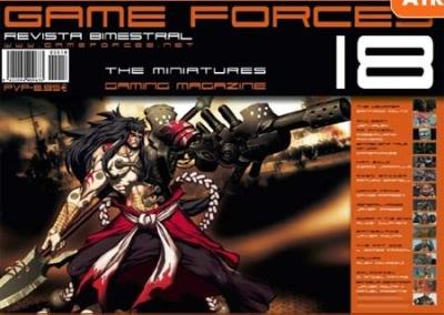 Gameforces #18 (englisch/spanisch)