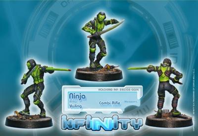Ninja (CCW Shock) (YJ)