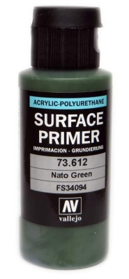 Vallejo Primer Nato Green 60ml