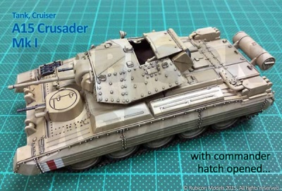 British A15 Crusader (1/56)