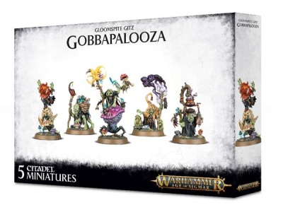 Gloomspite Gitz: Gobbapalooza (MO)