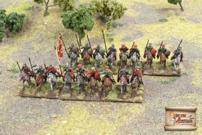 Sipahi European Levies w / Spears