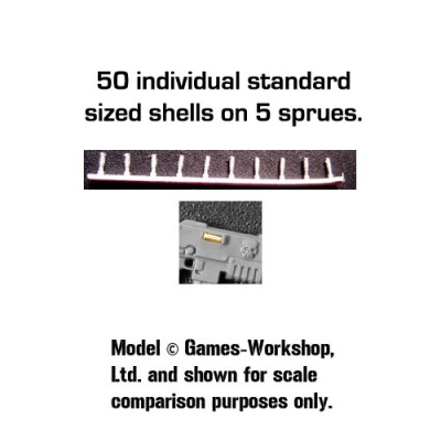 Spent Shell Castings: Standard (50)
