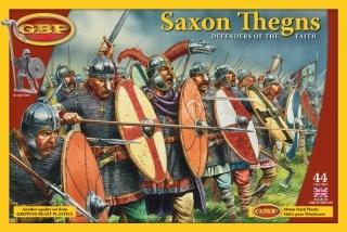 Saxon Thegns Box Set (44)