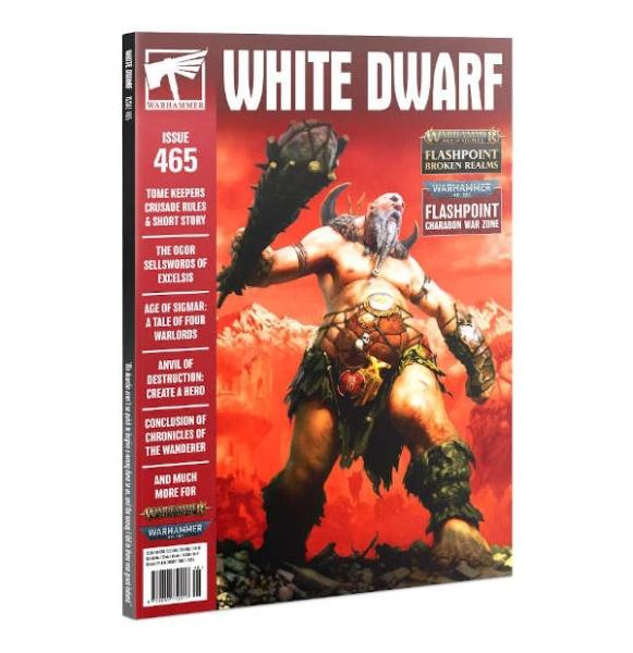 White Dwarf 465 Juni 2021