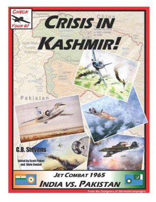 Check Your 6!: Crisis In Kashmir! Indo-Pak War, 1965