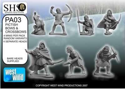 Pictish Bowmen/Crossbows (SHS)