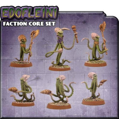 Counterblast Adventure Battle Game Edo Faction Core Set