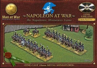 Prussian Line Uhlans Brigade