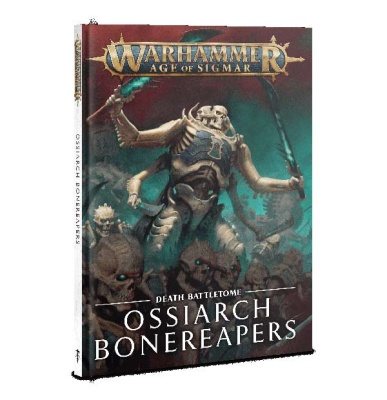 Battletome: Ossiarch Bonereapers HC ENGLISCH