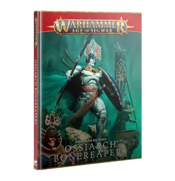 Battletome: Ossiarch Bonereapers HC