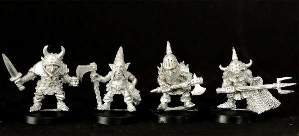 Bulbus Army Characters (4)
