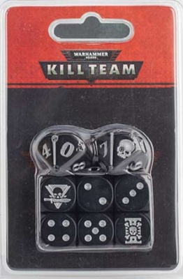 Kill Team: Würfel: Deathwatch