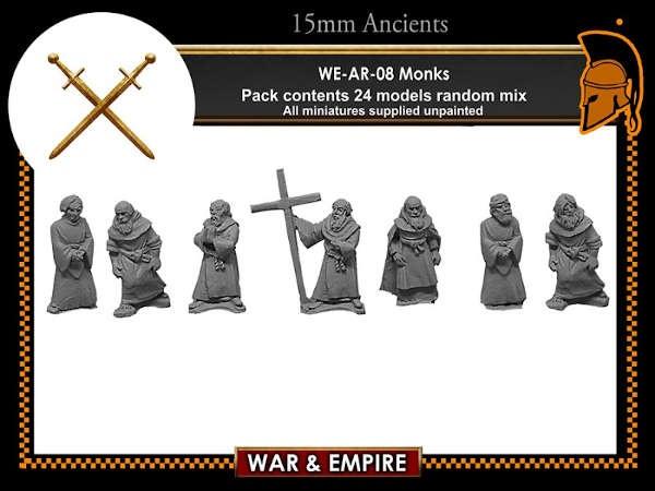 Arthurian - Monks