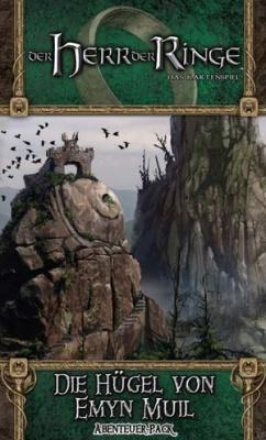 Der Herr der Ringe LCG: Die Hügel von Emyn Muil