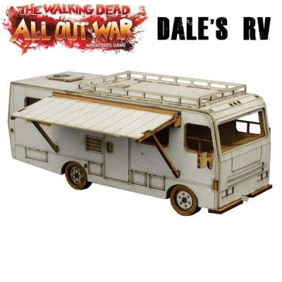 The Walking Dead: Dale`s RV