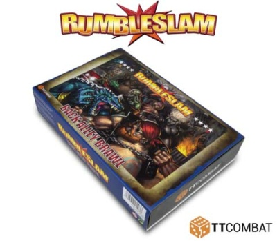 RUMBLESLAM - BACK ALLEY BRAWL