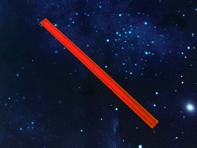 Space Fighter Range Ruler Pink (1) OOP