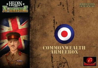 Helden der Normandie - Commonwealth