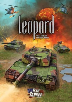 TeamYankee: Leopard (48 pages)