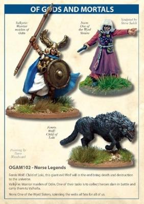 OGAM: Norse Legends (3)