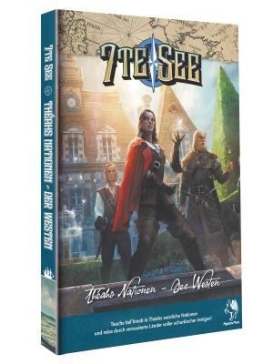 7te See: Théahs Nationen - Der Westen (Hardcover)