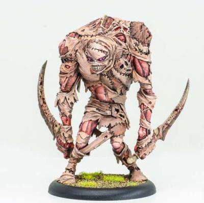 Grymkin Heavy Warbeast Skin & Moans