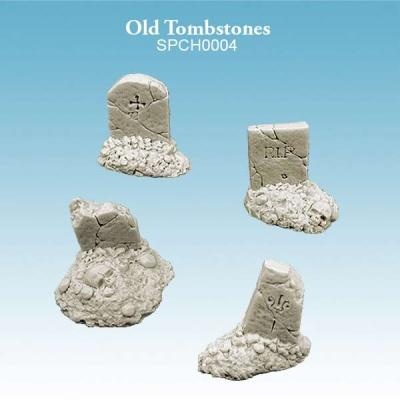 Old Tombstones (4)