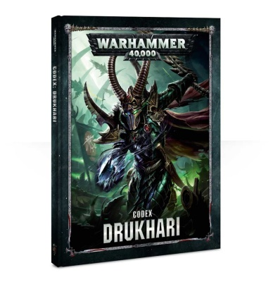 Codex Dark Eldar (2018) ENGLISCH