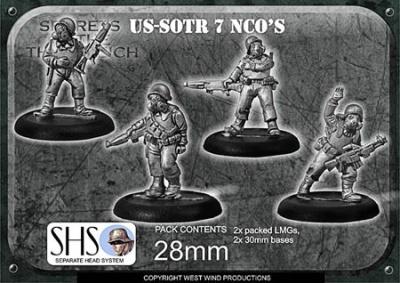 US NCO's (4)