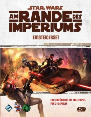 Star Wars: Am Rande des Imperiums Einsteigerset