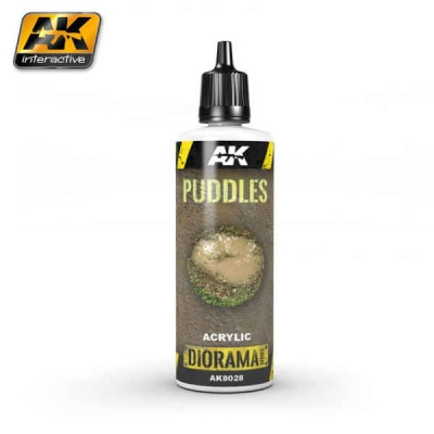 Puddles - 60ml (Acryl)
