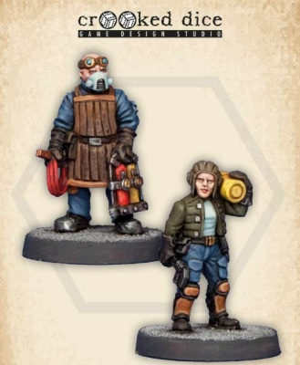 Colony 87: Dock Workers (2)