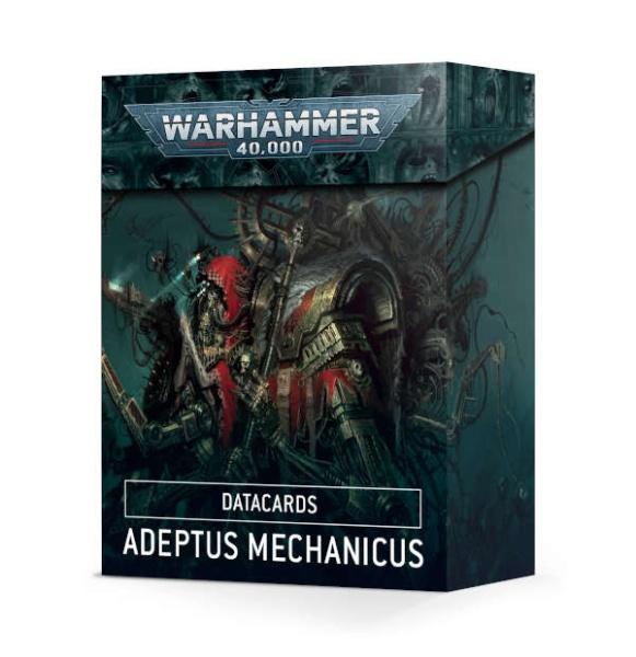 Datacards: Adeptus Mechanicus (2017)