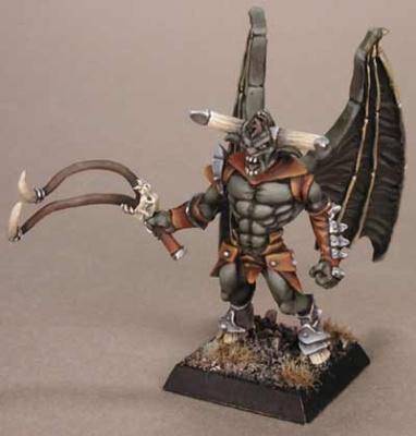 Guros, Demon