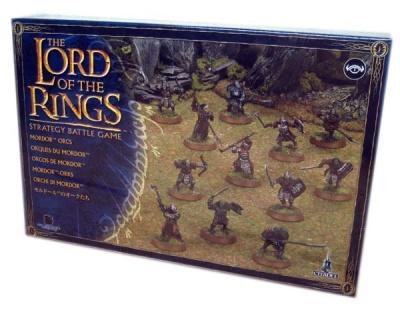 Mordor-Orks