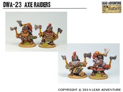 Axe Raiders (2)