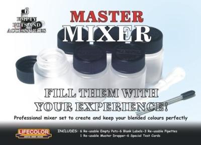 Master Mixer