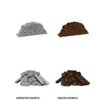 Piles of Wood (2)