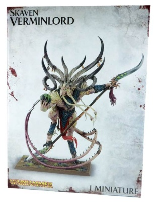 Skaven Vermin Lord (MO)