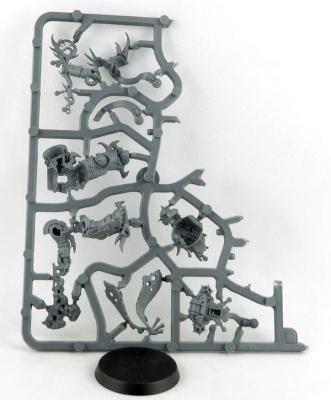 WH40K: Death Guard Malignant Plaguecaster