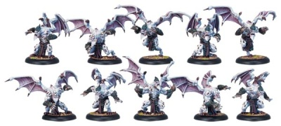 Legion Of Everblight Nyss Grotesques
