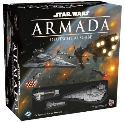 Star Wars Armada: Grundspiel DEUTSCH
