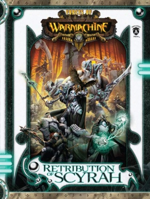 Forces of WARMACHINE: Retribution of Scyrah (HC)